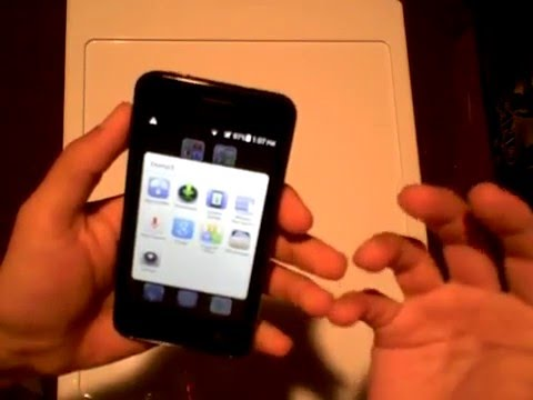 Review of the Huawei Y330 U05 Android 4.2.2 Jelly Bean smartphone with Emotion UI