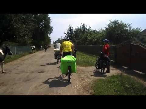 Вело-Поход 2 кс (22 06 2019 по 01 07 2019)
