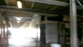 Sneaking into University of Alabama stadium