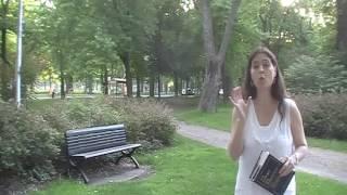 ACIM - La Perception d'Innocence (Vidéo dans le parc - Partie 1/2) - Julie Morin (Solari Harmonia)