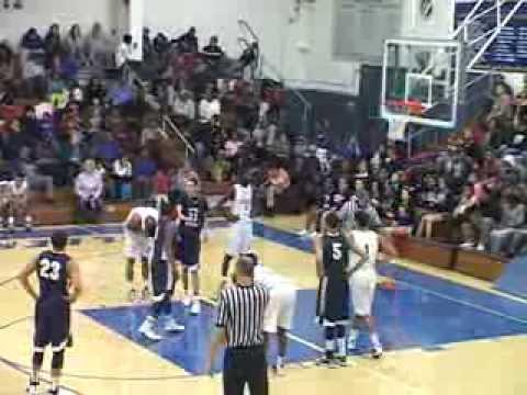 Bishop McDevitt vs Steel High (2/4/14) Varsity Game (Anthony Wright vs Dyllon Hudson-Emory)