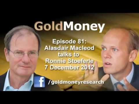 Ronald Stöferle: 'gold is a soft metal, but a hard currency'