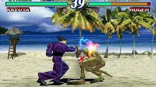 [TAS] Tekken 2 - Kazuya Mishima