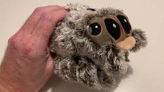 Lucas the Spider Plushie: This is How it Sounds