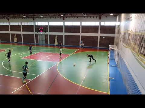 FC Vermoim (5) - Sporting CP (4)