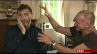 Sting The Last Ship Interview BBC Breakfast 2013