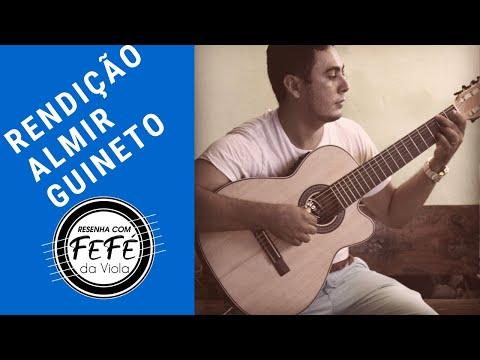 - Rendição - Almir Guineto  ( Cifra Violão )