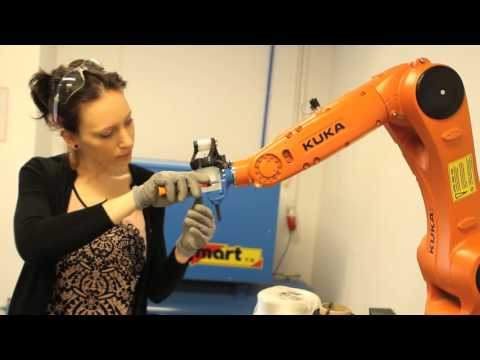 Zortrax - 3D printing in transforming the KUKA robot