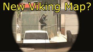 CS GO MM - Trying New Map Mikla