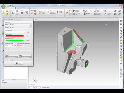 WorkXPlore 3D - 自動形状比較