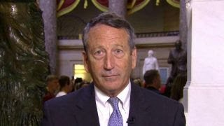 Rep. Sanford: Trump wants 100 percent allegiance all the time