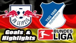 RB Leipzig vs Hoffenheim - 2017-18 Bundesliga Highlights