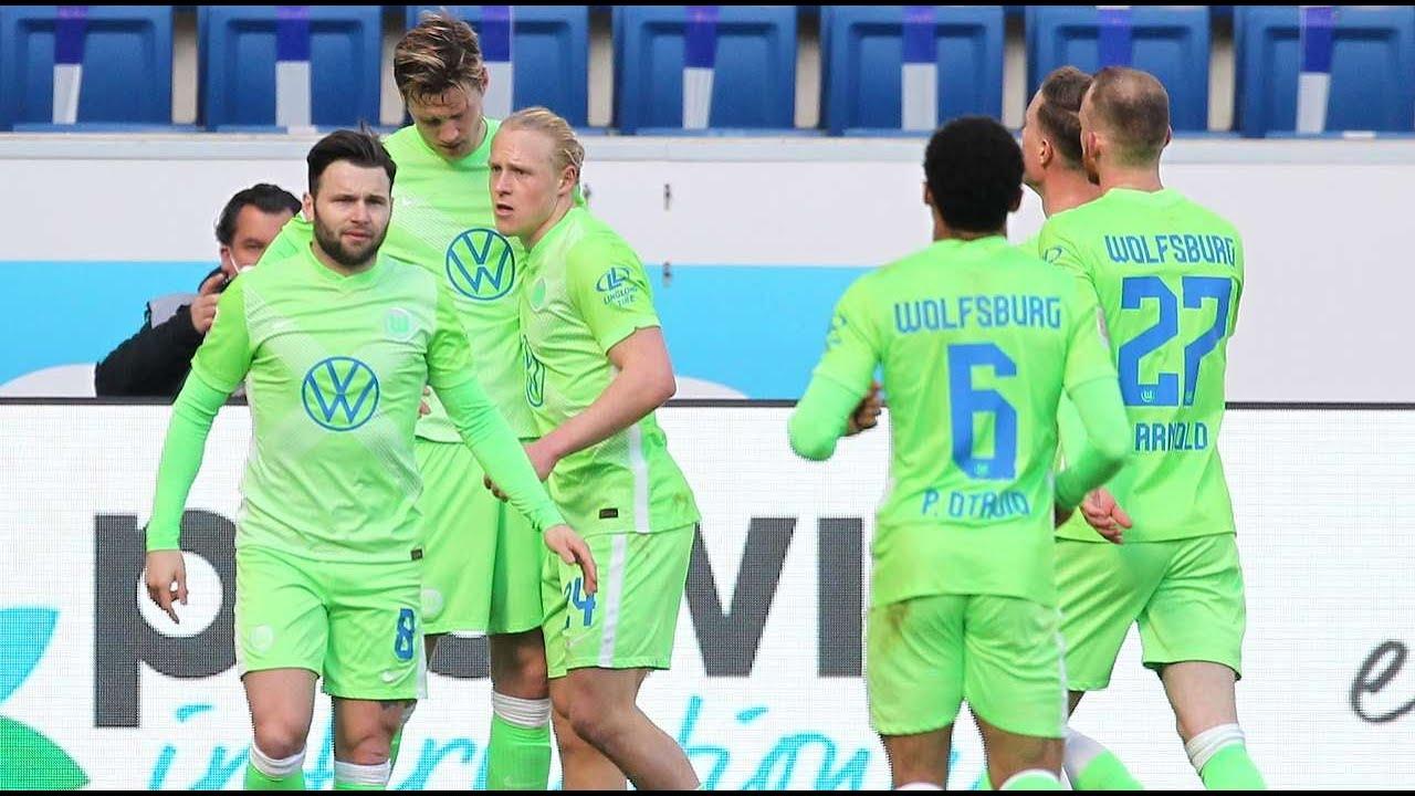 Download Hoffenheim 2:1 Wolfsburg | All goals and highlights 06.03.2021 Germany Bundesliga | PES