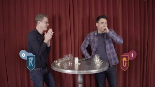 Bertie Bott's Challenge with Cursed Child SF's John Skelley and Lucas Hall