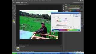 самое быстрое изменение цвета фотошоп cs6 Adobe Photoshop CS6