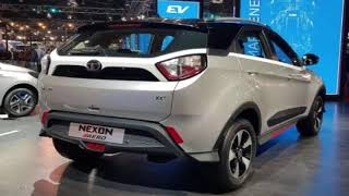 2018 Tata Nexon Aero Kit launched – 5 options, priced from Rs 30,610