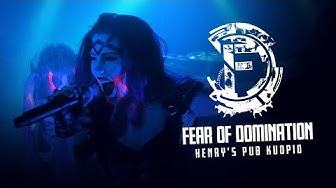 Fear of Domination @ Henry's Pub Kuopio 18.1.2020 HD