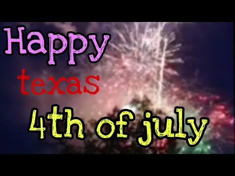 4th Of July..San Antonio.Texas @ Fiesta