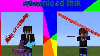 Minecraft versi 1.8.0.10 update crossbow no addon+link download