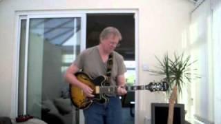 Epiphone Sheraton II - Rock/Blues Thing