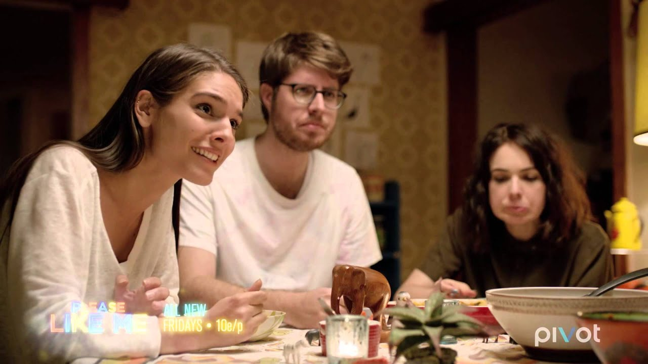 Download Upsetting Lies and Upset Stomachs ('Please Like Me': Season 3, Episode 8 Clip)