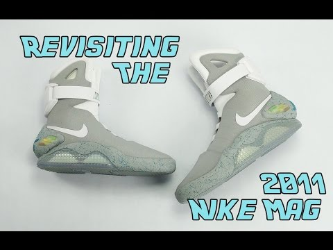 Revisiting the 2011 Nike Mag
