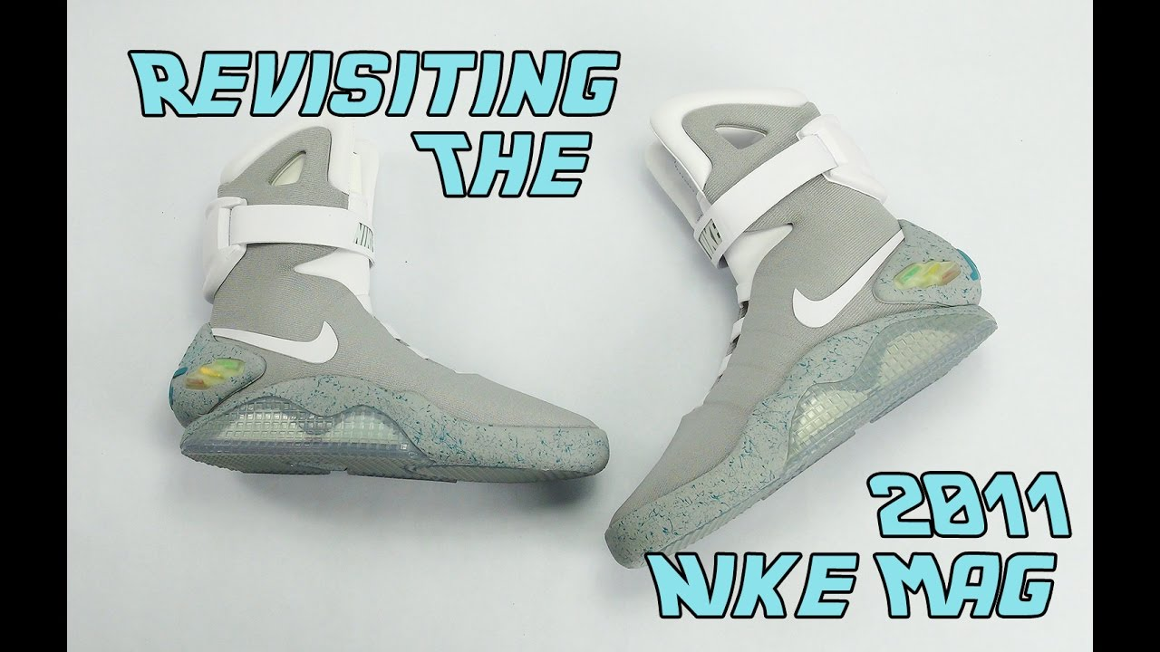 recuperación Agente de mudanzas Tristemente  Revisiting the 2011 Nike Mag - YouTube