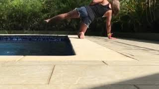 Hips External Rotation Exercise