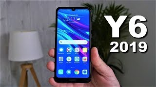 Test : Huawei Y6 (2019)