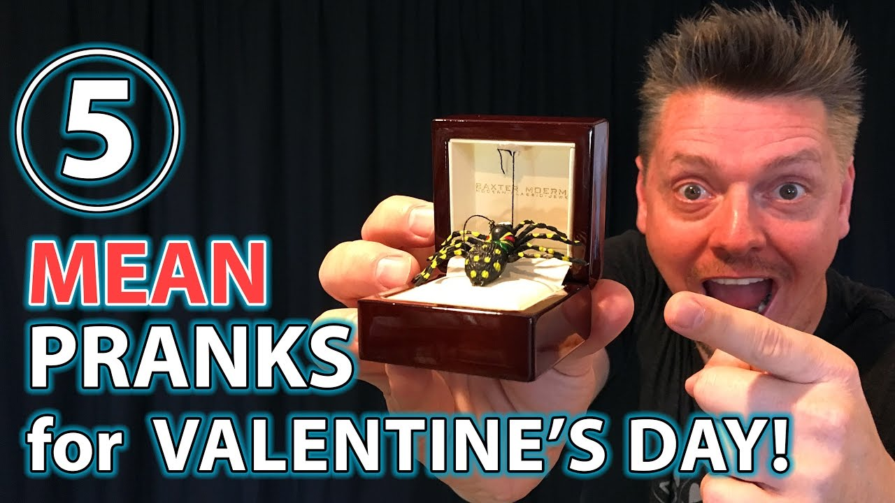 Schön 5 EVIL Valentineu0027s Day PRANKS! LOL   YouTube