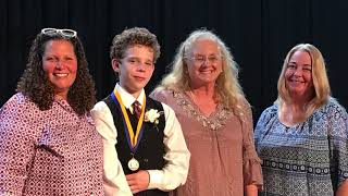 Middle School Graduation and Elementary School Awards 2018