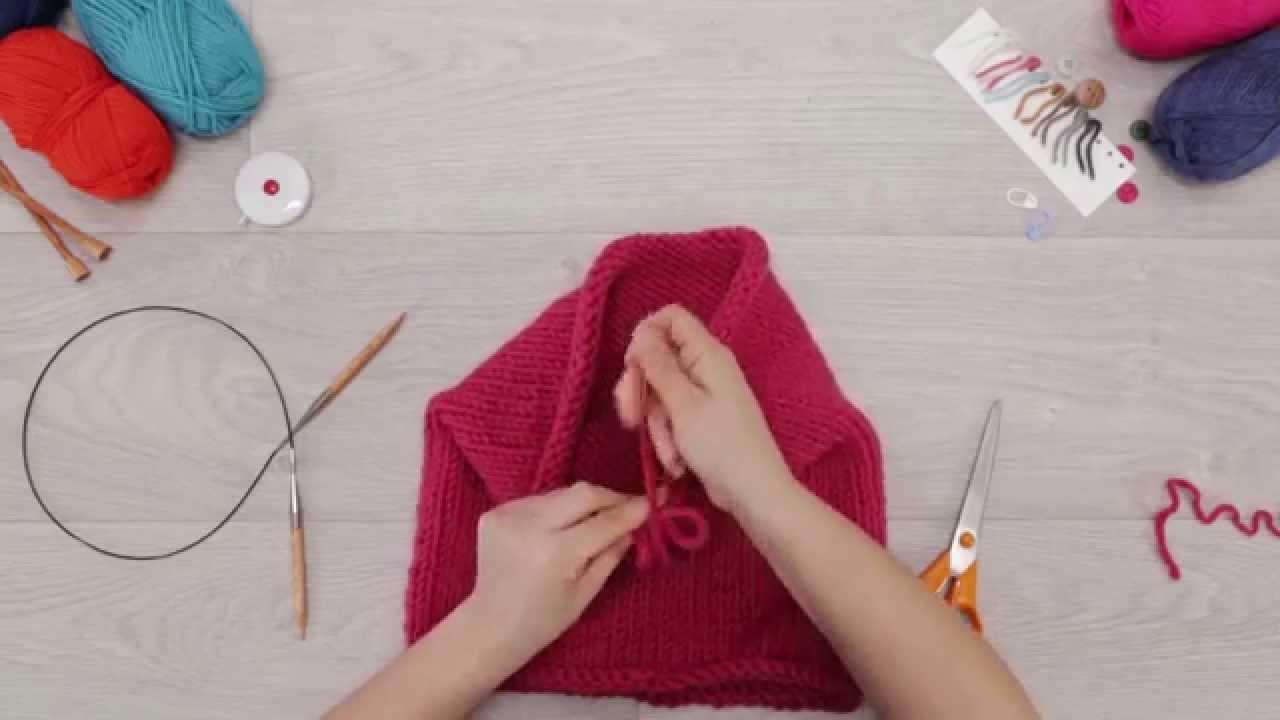 Phildar au tricot diy tricoter avec des - Tricoter avec une aiguille circulaire ...