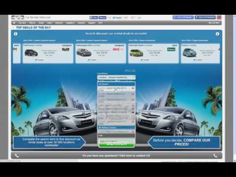 Best car rental deals in London : UK Discount car rental Heatrow airport London
