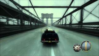 Mafia 2 - PC Gameplay Max Settings PhysX - Gtx 590 HD Rain