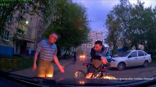 Stupid Russian spectacular crashes Part  71 Russian accidents english subtitles september 2018