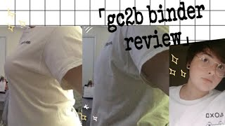 ◦Gc2b tank binder review for large chests || FTM ◦