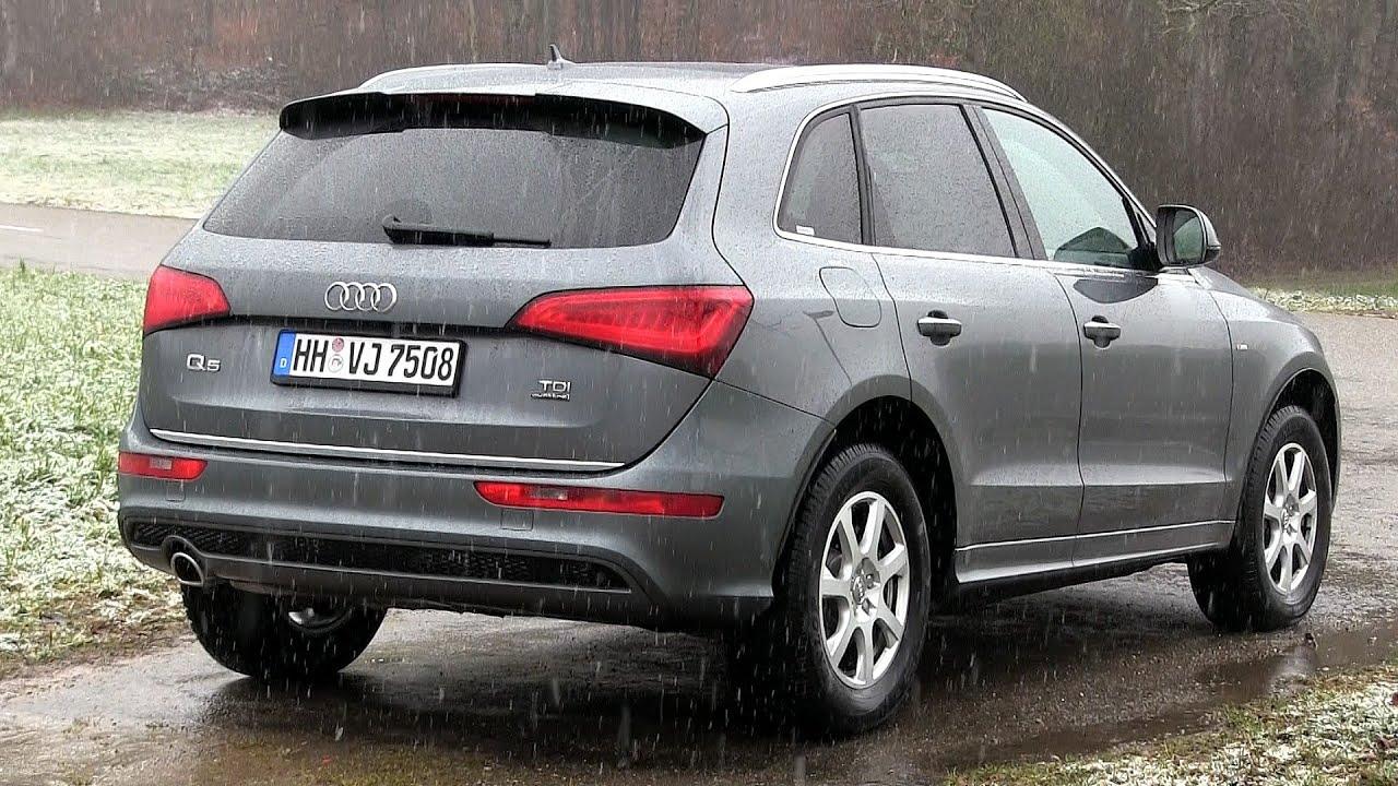 2016 Audi Q5 >> 2016 Audi Q5 2 0 Tdi Quattro 190 Hp Test Drive Youtube