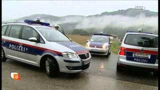 Heute in Österreich: Wilderer erschießt 4 Menschen und verschanzt sich - ORF HD