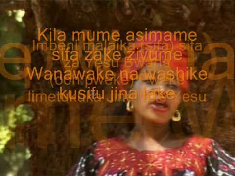 Tabibu-Angela Chibalonza