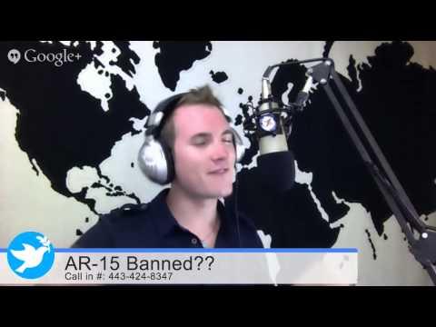 Liberal Gun-Grabbing Judges Ban AR-15   PNN #108