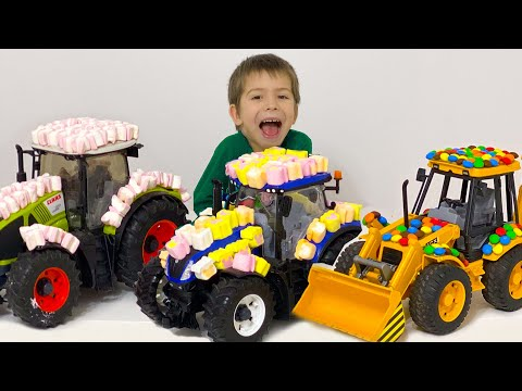 Kids Ride On Candy Truck Power Wheels Cars For Sale Shop