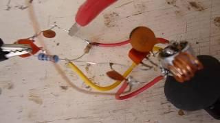 Маленький и простой радио передатчик на транзисторе кт315