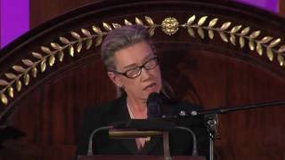 2016 Millennium Technology Prize Award: Marja Makarow's speech