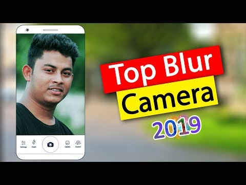 Top 2 Auto Blur Camera App For Android 2019 | DSLR Camera App