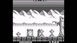 Castlevania Adventure - castlevania adventure gameboy gameplay 60 fps - User video