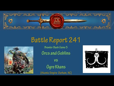The 9th Age Battle Report 241