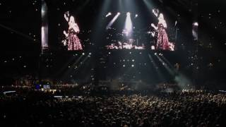 Adele - Rolling in the Deep (Live at London Wembley Stadium) 4K Adele The Finale Tour 28 June 2017 Resimi