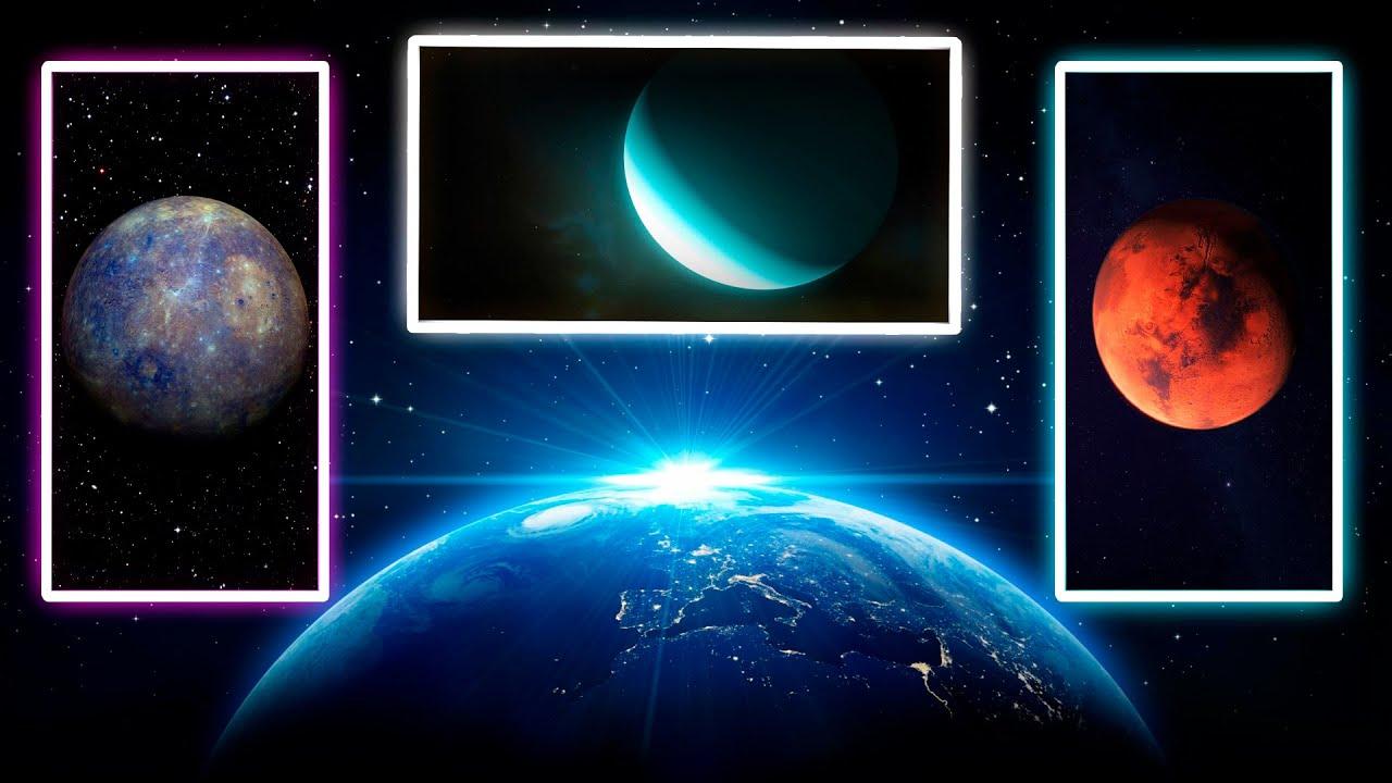Загадки Солнечной системы. Часть 2 [Сборник]