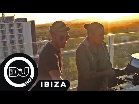 Sunnery James & Ryan Marciano Live From #DJMagHQ Ibiza