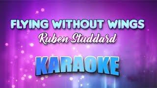 Ruben Studdard - Flying Without Wings (Karaoke version with Lyrics)